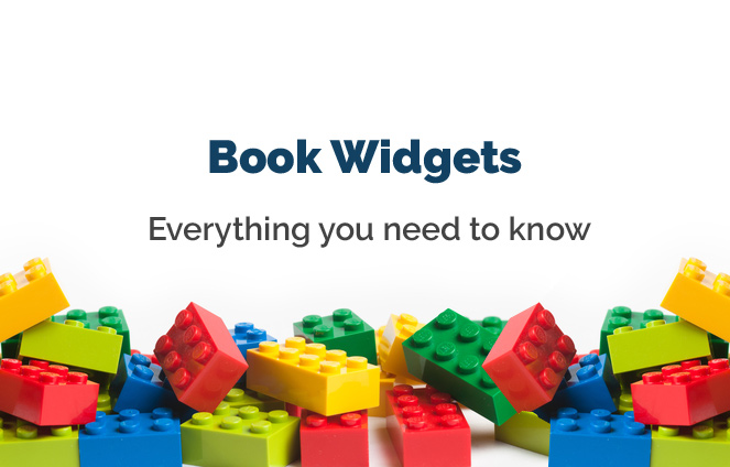 Book Widgets - Everything you need to know