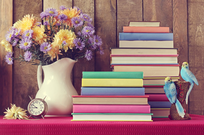 sevenBooks
