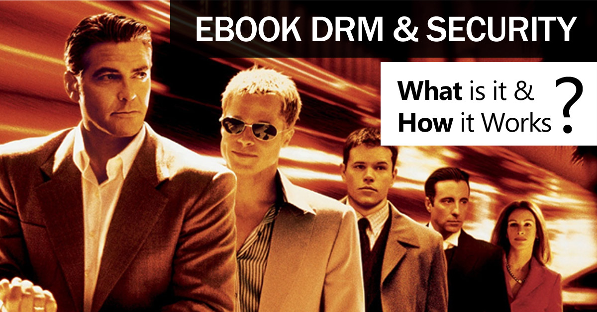 Ebook DRM & Security: What is it and How it Works - Kotobee Blog