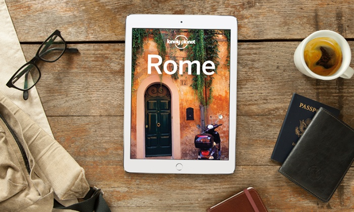 lonelyplanet - creating interactive travel ebooks