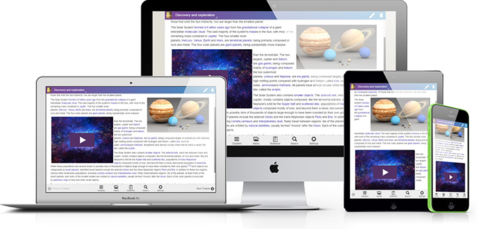 ebooks are readily available on different platforms