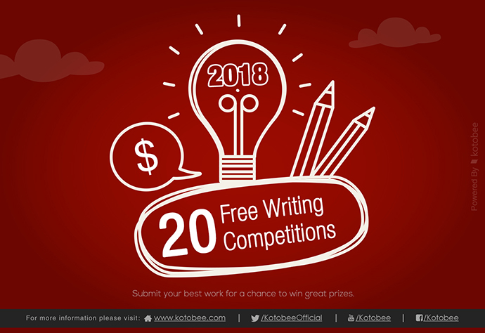 free to enter short story competitions