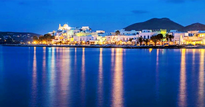 paros greece writers retreat