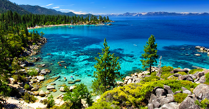 lake tahoe retreat
