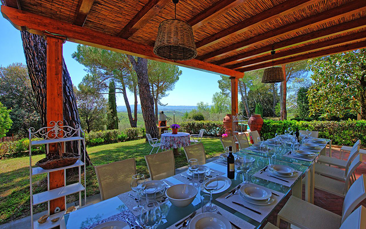 Tuscany Writers Retreat