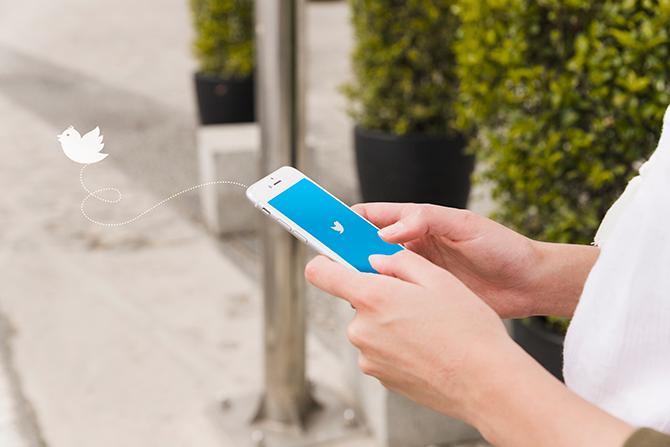 market an ebook with twitter