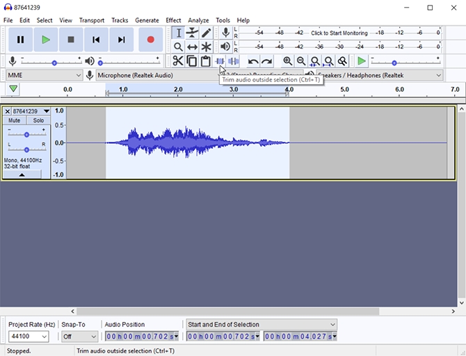 2 optimize audio file trim