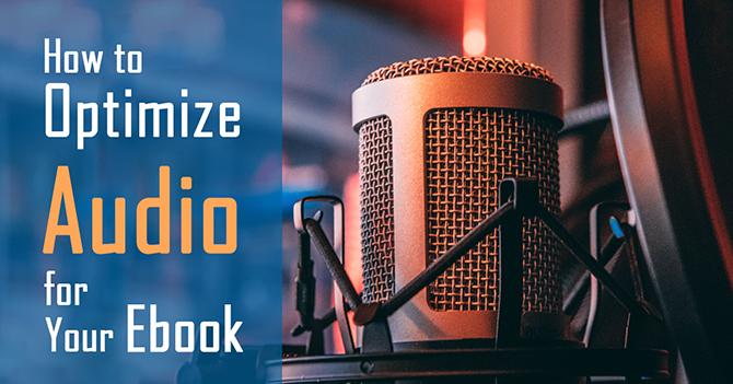 optimize audio files