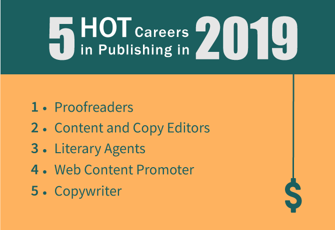 5 top careers in publishing