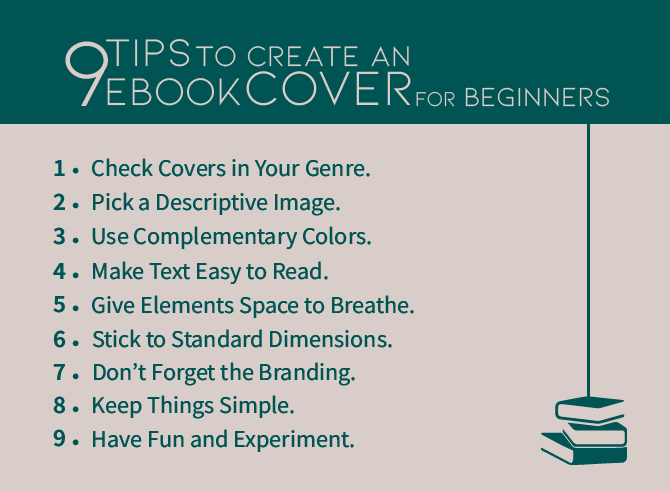 9 ebook cover tips