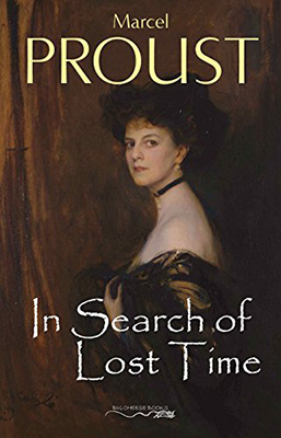 marcel proust book cover