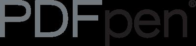 pdf pen logo