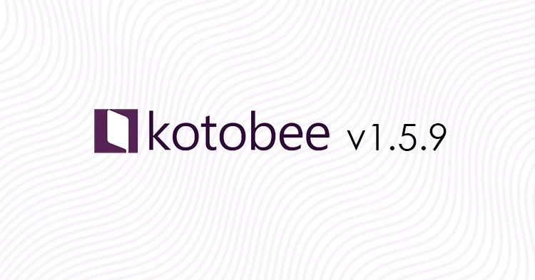 Kotobee v1.5.9