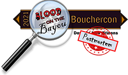 Bouchercon, the World Mystery Convention